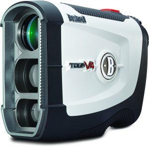 Bushnell Tour V4 JOLT Golf Laser Rangefinder Review